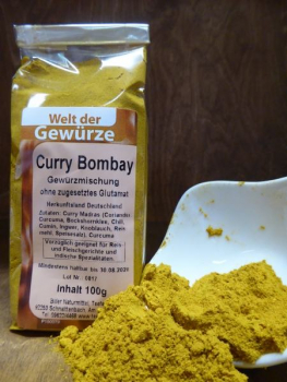 Curry - Bombay